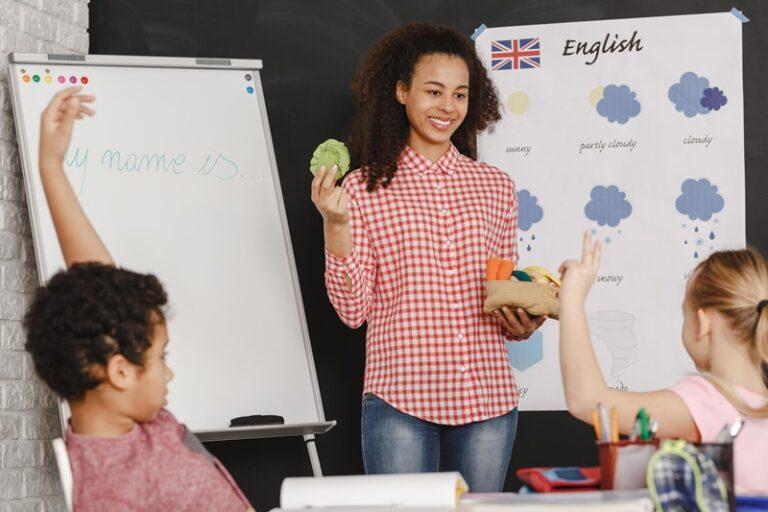 sistema de ensino bilíngue